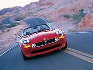 Automotive - BMW Z8 Valley of Fire Nevada