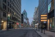 2020 - Montreal Under Confinement