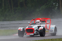 #93 Hugh COULTER Caterham C400  during CSCC Gold Arts Magnificent Sevens  as part of the CSCC Oulton Park Cheshire Challenge Race Meeting at Oulton Park, Little Budworth, Cheshire, United Kingdom. June 02 2018. World Copyright Peter Taylor/PSP.