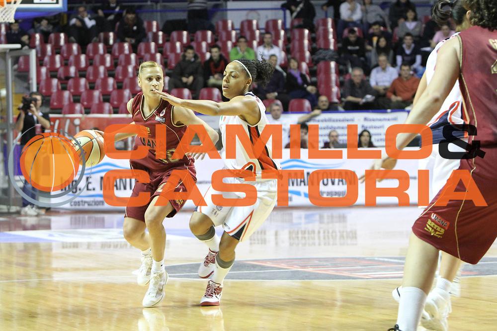 DESCRIZIONE : Venezia Lega A1 Femminile 2009-10 Coppa Italia Semifinale Cras Basket Taranto Umana Reyer Venezia<br /> GIOCATORE : Anastasia Kostaki<br /> SQUADRA : Cras Basket Taranto Umana Reyer Venezia<br /> EVENTO : Campionato Lega A1 Femminile 2009-2010 <br /> GARA : Cras Basket Taranto Umana Reyer Venezia<br /> DATA : 06/03/2010 <br /> CATEGORIA : Palleggio<br /> SPORT : Pallacanestro <br /> AUTORE : Agenzia Ciamillo-Castoria/M.Gregolin<br /> Galleria : Lega Basket Femminile 2009-2010 <br /> Fotonotizia : Venezia Lega A1 Femminile 2009-10 Coppa Italia Semifinale Cras Basket Taranto Umana Reyer Venezia<br /> Predefinita :