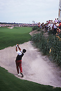 Seve Ballesteros<br /> Ryder Cup 1991<br /> Picture Credit:  Mark Newcombe / visionsingolf.com