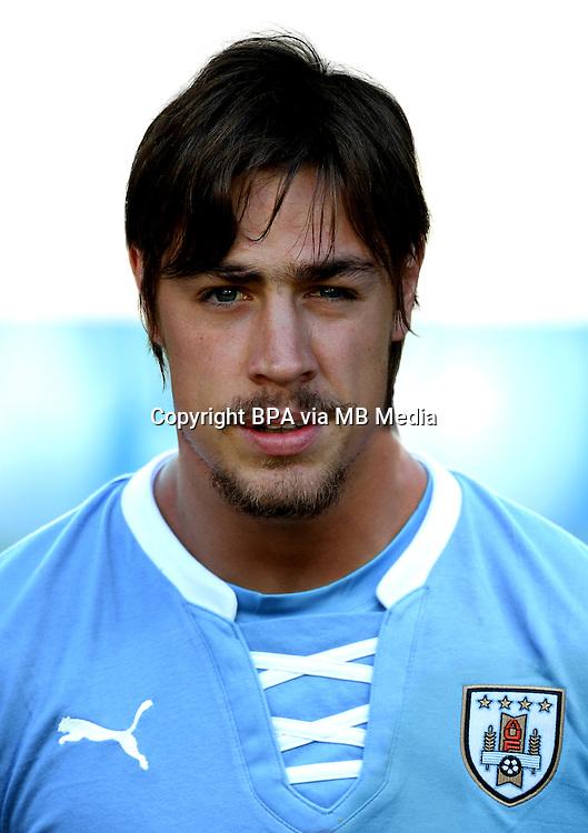Football Fifa Brazil 2014 World Cup / <br /> Uruguay National Team - <br /> Sebastian Coates of Uruguay