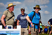 "The images in this section are of visitors to the Commuter Craft booth at Sun 'n Fun in the spring of 2018.  I call 'em ""Tire Kickers,"" as most read the sandwich board information, and moved on.  All of the images were created by using a Profoto strobe, and a Profoto Magnum reflector to balance the harsh Florida sun.  Created by aviation photographer John Slemp of Aerographs Aviation Photography. Clients include Goodyear Aviation Tires, Phillips 66 Aviation Fuels, Smithsonian Air & Space magazine, and The Lindbergh Foundation.  Specialising in high end commercial aviation photography and the supply of aviation stock photography for commercial and marketing use."