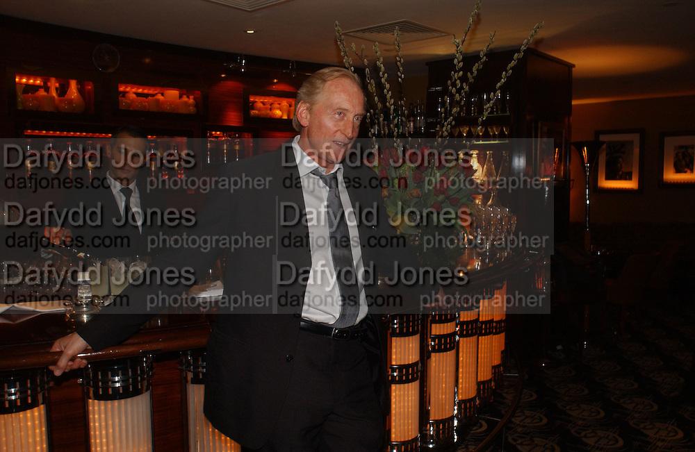 Charles Dance. The after show party following the UK Premiere of 'The White Countess', at China Tang, Park Lane London. March 19  2006. London. ONE TIME USE ONLY - DO NOT ARCHIVE  © Copyright Photograph by Dafydd Jones 66 Stockwell Park Rd. London SW9 0DA Tel 020 7733 0108 www.dafjones.com