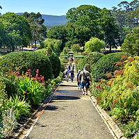 Government Gardens at Port Arthur, Australia<br />