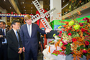 STATEVISIT TO CHINA KING WILLEM ALEXANDER AND QUEEN MAXIMA DAY 5