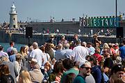 Folkestone Harbour Arm, Folkestone, Kent. © AndyAitchison.uk