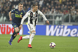 March 8, 2019 - Turin, Piedmont, Italy - Federico Bernardeschi (Juventus FC) during the Serie A football match between Juventus FC and Udinese Calcio at Allianz Stadium on March 08, 2019 in Turin, Italy..Juventus won 4-1 over Udinese. (Credit Image: © Massimiliano Ferraro/NurPhoto via ZUMA Press)