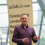 City Hall, London, Uk, 29th June 2017. BBC Children's TV Presenters, Chris Jarvis preforms and question at the Health and education experts celebrate London's healthiest schools at City Hall awards.