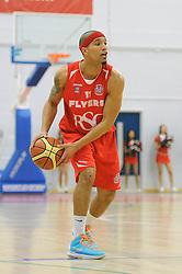Bristol Flyers' Greg Streete - Photo mandatory by-line: Dougie Allward/JMP - Mobile: 07966 386802 - 13/03/2015 - SPORT - Basketball - Bristol - SGS Wise Campus - Bristol Flyers v Leicester Riders - British Basketball League
