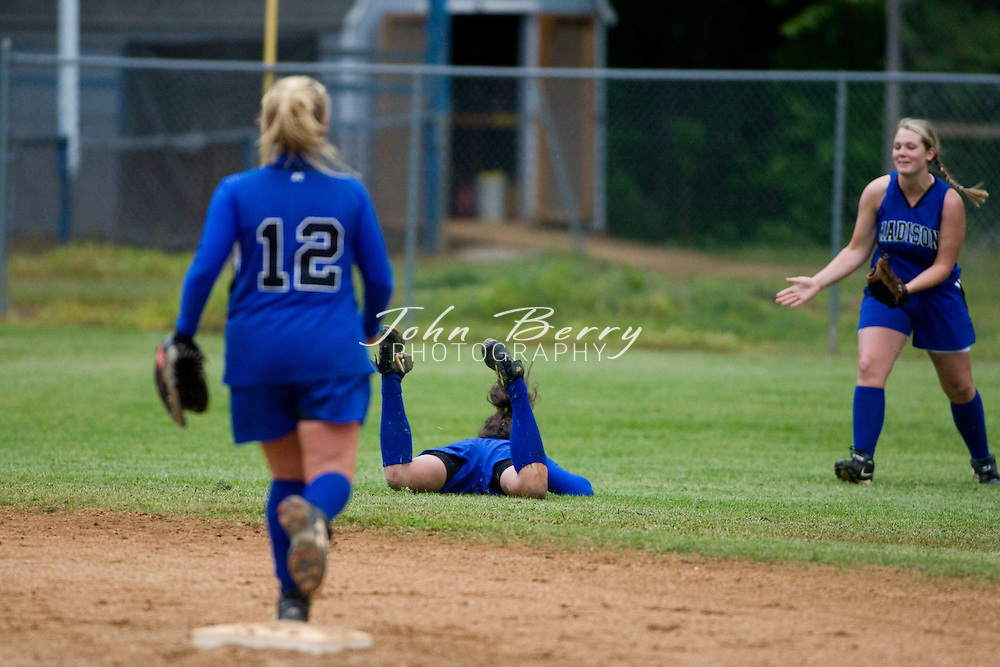 MCHS Varsity Softball .vs Strasburg .District Semi Finals .5/20/2008..