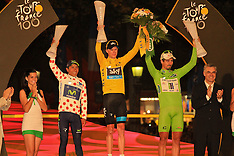 TdF 2013  | Podium Ceremony