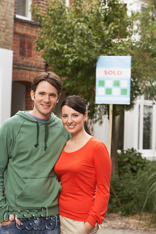 Couple Buying Home Together