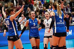 20180218 NED: Bekerfinale Eurosped - Sliedrecht Sport, Hoogeveen <br />Sliedrecht Sport wint de Nationale Beker 2017 - 2018<br />©2018-FotoHoogendoorn.nl