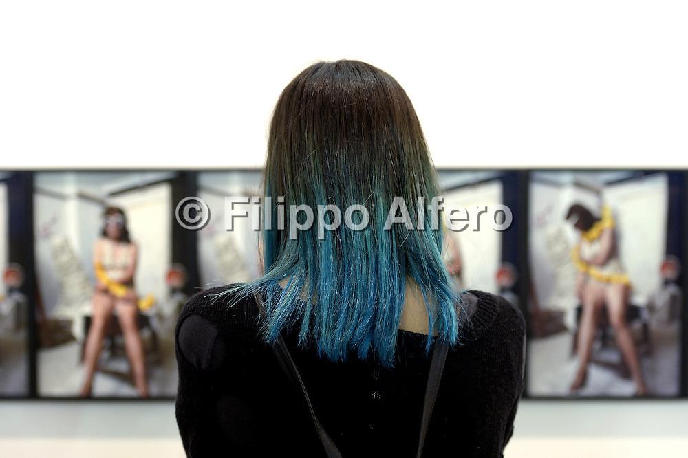 &copy; Filippo Alfero<br /> ARTISSIMA 2015<br /> Torino, 05-08/11/2015