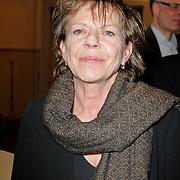 NLD/Amsterdam/20120309 - Boekpresentatie Een Krankzinnig Avontuur van Hans van Mierlo, Connie Palmen
