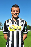 Pierrick Capelle - 29.09.2015 - Photo officielle - Angers - Ligue 1<br /> Photo : Philippe Le Brech / Icon Sport