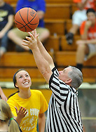 The Lorain County Basketball Coaches Associations annual Senior All-Stars doubleheader featuring Gold vs Black on March 20, 2012 at the Elyria Catholic Coliseum.