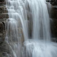 Haystack Creek Falls