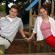 Janneke en Tim Oomen vanuit Malawi tijdelijk in Nederland