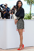 Zoe Saldana attends the 'Blood Ties' photocall during the 66th Annual Cannes Film Festival at the Palais des Festivals on May 20, 2013 in Cannes, France..