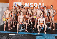 180711 Teampresentatie Waterpoloheren