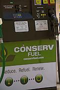 Conserv, Fuel, pump, biofuel, alternative energy, sustainable alternative fuel transition