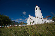 Merida_VE, Venezuela..Igreja antiga em Merida, Venezuela..Old church in Merida, Venezuela..Foto: JOAO MARCOS ROSA / NITRO