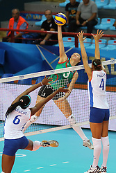 Azerbaijan Anastasiya Gurbanova spikes