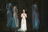 Maria Alexandrova as Aspicia in The Pharaoh's Daughter. Bolshoi Ballet