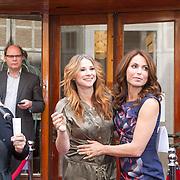 NLD/Amsterdam/20130506 -  Boekpresentatie 'De hartsvriendin' van Heleen van Royen, Marlies Dekkers en Heleen van Royen