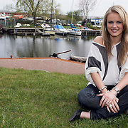 NLD/Huizen/20080422 -Start artiesten website Downloadmusic.nl, Maaike Jansen