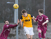 - East Fife v Arbroath, SPFL League Two at New Bayview<br /> <br />  - &copy; David Young - www.davidyoungphoto.co.uk - email: davidyoungphoto@gmail.com