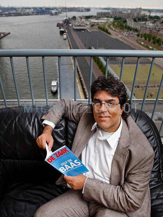 Ronald van de Weg, eigenaar van 4Rest Consultancy in Rotterdam