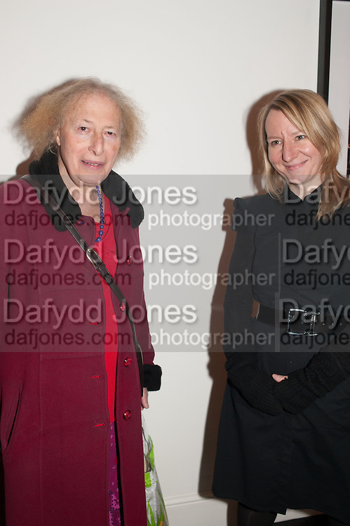 MARGARET PEPPER; CARRIE KANIA, Drag Queens, Rent Boys, Pick Pockets, Junkies, Rockstars and Punks,, Leee Black Childers ,  book launch and exhibition opening. <br />  The Vinyl Factory Chelsea, Walton St. London. 5 December 2012.