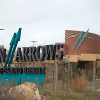 Twin Arrows Casino is on the fringes of Flagstaff and run by the Navajo Nation.