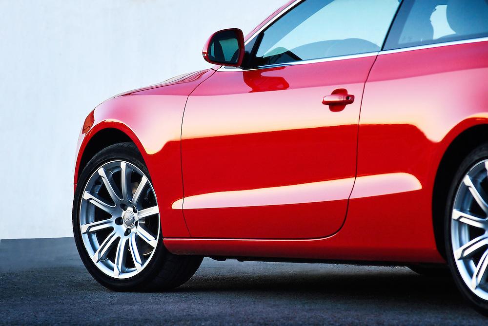 Audi A5  S-Line.