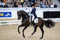 Scholtens Emmelie, NED, Apache<br /> LONGINES FEI World Cup™ Finals Gothenburg 2019<br /> © Hippo Foto - Stefan Lafrentz<br /> 05/04/2019