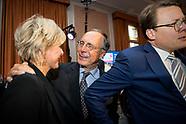 Foto's Prinses Laurentien met familie ontvangt prijs meest invloedrijke filantroop