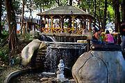 Juiz de Fora_MG, Brasil...Fonte na praca da cidade de Juiz de Fora...A fountain in the square in Juiz de Fora...Foto: LEO DRUMOND / NITRO.
