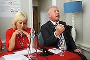 Labour Party Annual Conference<br /> Brighton<br /> 27-30 September<br /> Fringe meeting 'Backing the working class and beyond: How can we get a parliament that looks like us?' organised by Labour List and UNITE trade union.<br /> Ian Lavery MP, responds to a question from the audience.