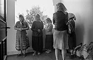 Tiraspol, 15/07/2004: donne ortodosse - Orthodox women