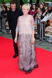 Image ©Licensed to i-Images Picture Agency. 05/06/2014. London, United Kingdom. Miranda Richardson attends Belle - UK film premiere. Picture by Nils Jorgensen / i-Images