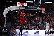 Paul Biliga<br /> A X Armani Exchange Olimpia Milano - Pallacanestro Cantu<br /> Basket Serie A LBA 2019/2020<br /> Milano 05 January 2020<br /> Foto Mattia Ozbot / Ciamillo-Castoria