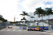 March 14, 2015 - FIA Formula E Miami EPrix: Nelson Piquet (FL), China Racing