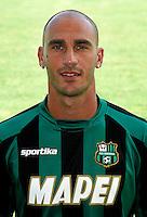 Italian League Serie A -2014-2015 / <br /> Paolo Cannavaro ( Us Sassuolo Calcio )