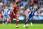 Pre-Season Friendly - Wigan Athletic v Liverpool 14 July 2017