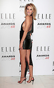 Feb 24, 2015 - Elle Style Awards 2015, Sky Garden @ The Walkie Talkie Building, London<br /> <br /> Pictured: Rosie Huntington-Whiteley<br /> ©Exclusivepix Media