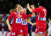 HANDBALL - WOMEN WORLD CHAMPIONSHIP 2007 - PARIS (FRA) - 15/12/2007 - PHOTO: FRANCK FAUGERE / DPPI<br />