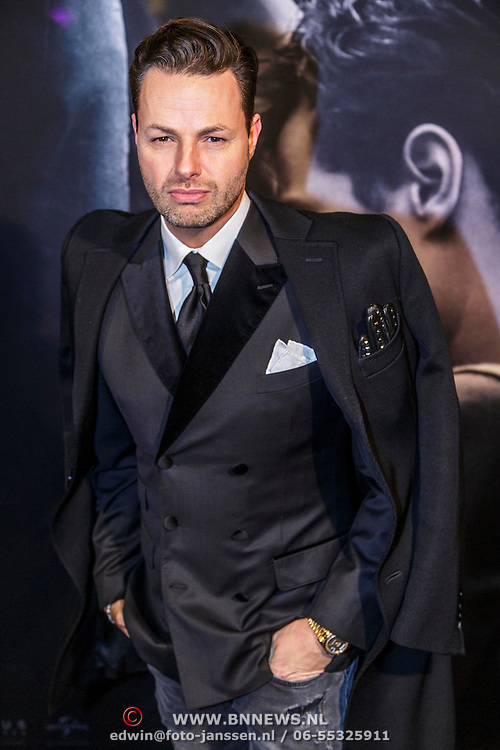 NLD/Amsterdam/20150211 - Premiere Fifty Shades of Grey, Fred van Leer